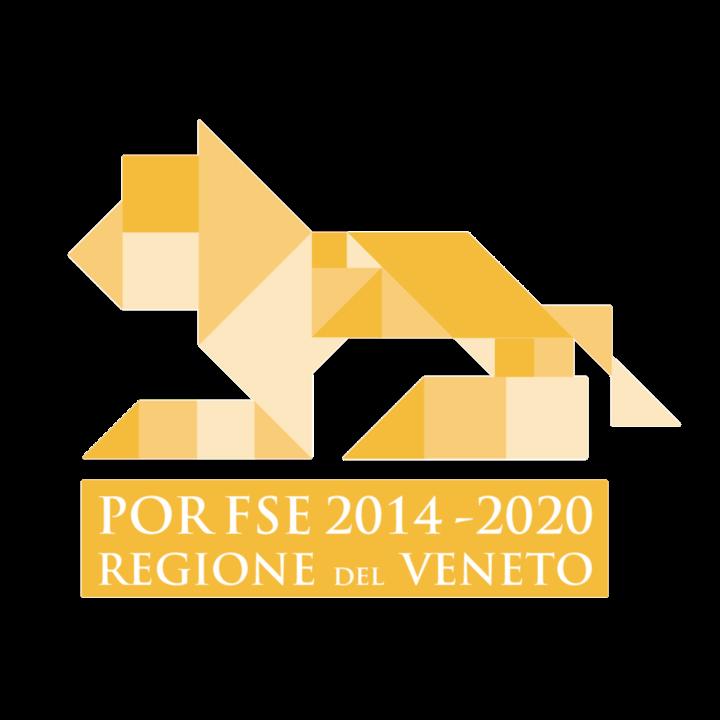 Logo Regione Veneto - Giallo - Occupabilita