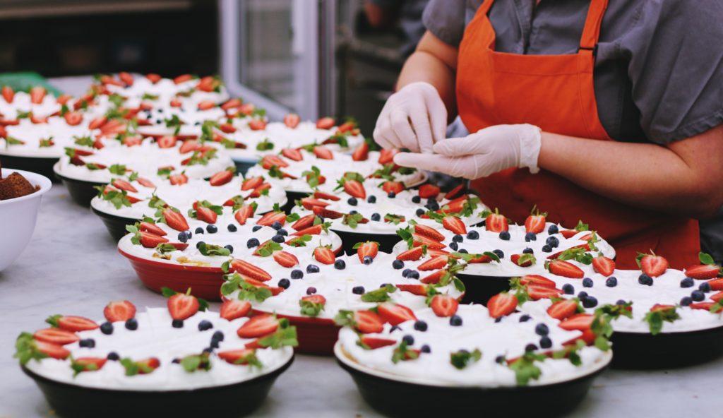 Axl Confezionamento alimentare HACCP - corso professionale Eis