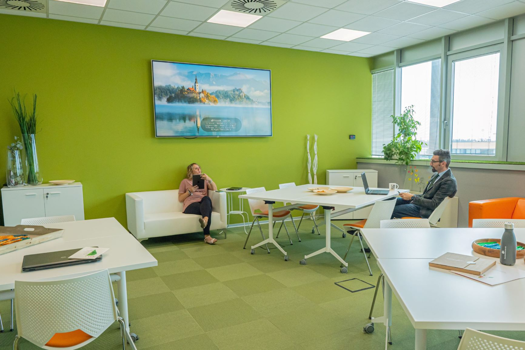 City coworkingarden - Coworking 3 by eis