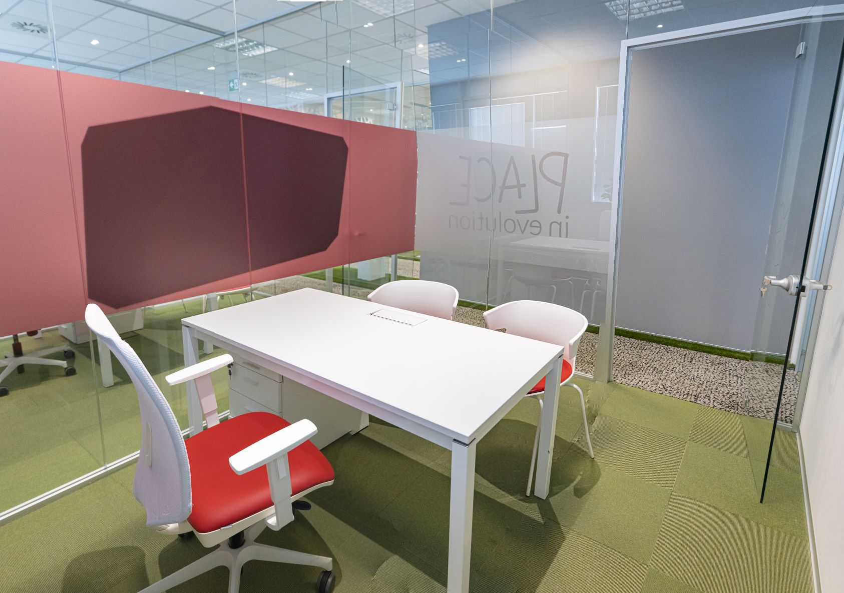 Noleggio ufficio 1 - City coworkingarden