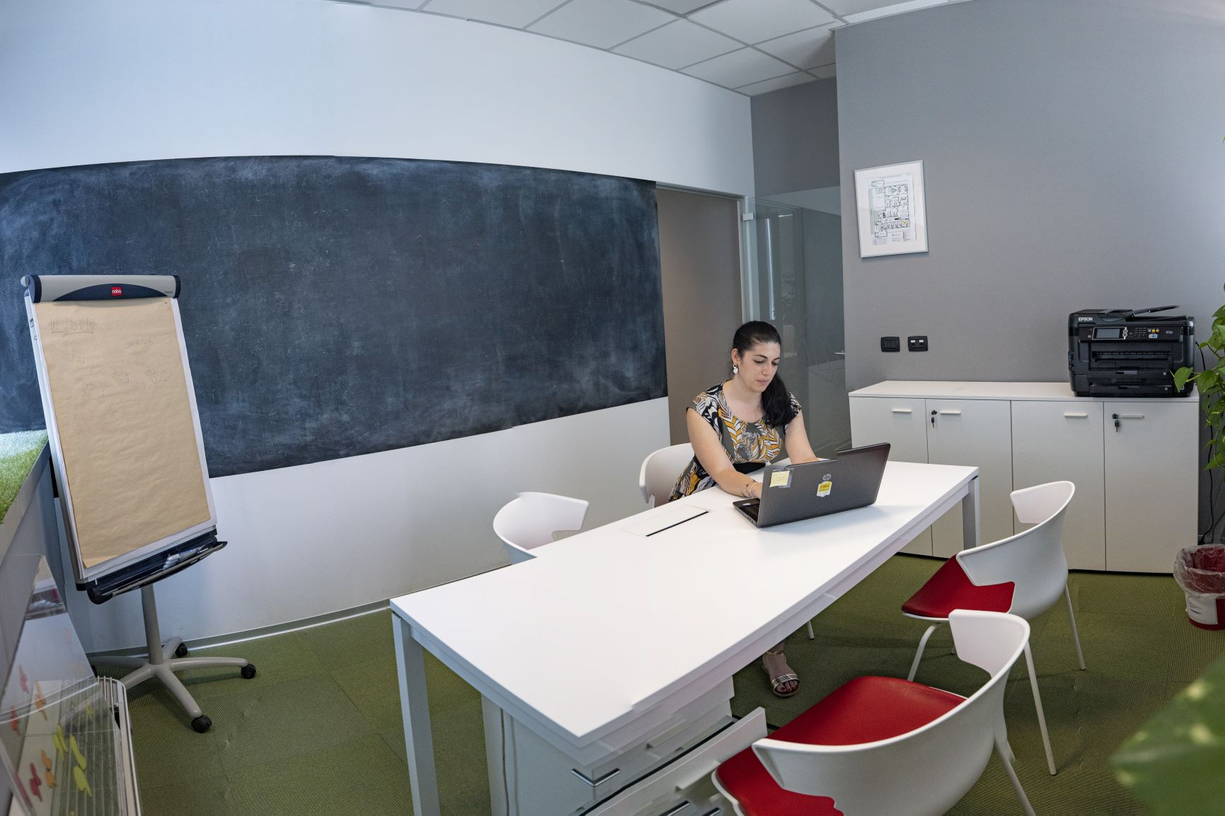 Noleggio ufficio 4 - City coworkingarden