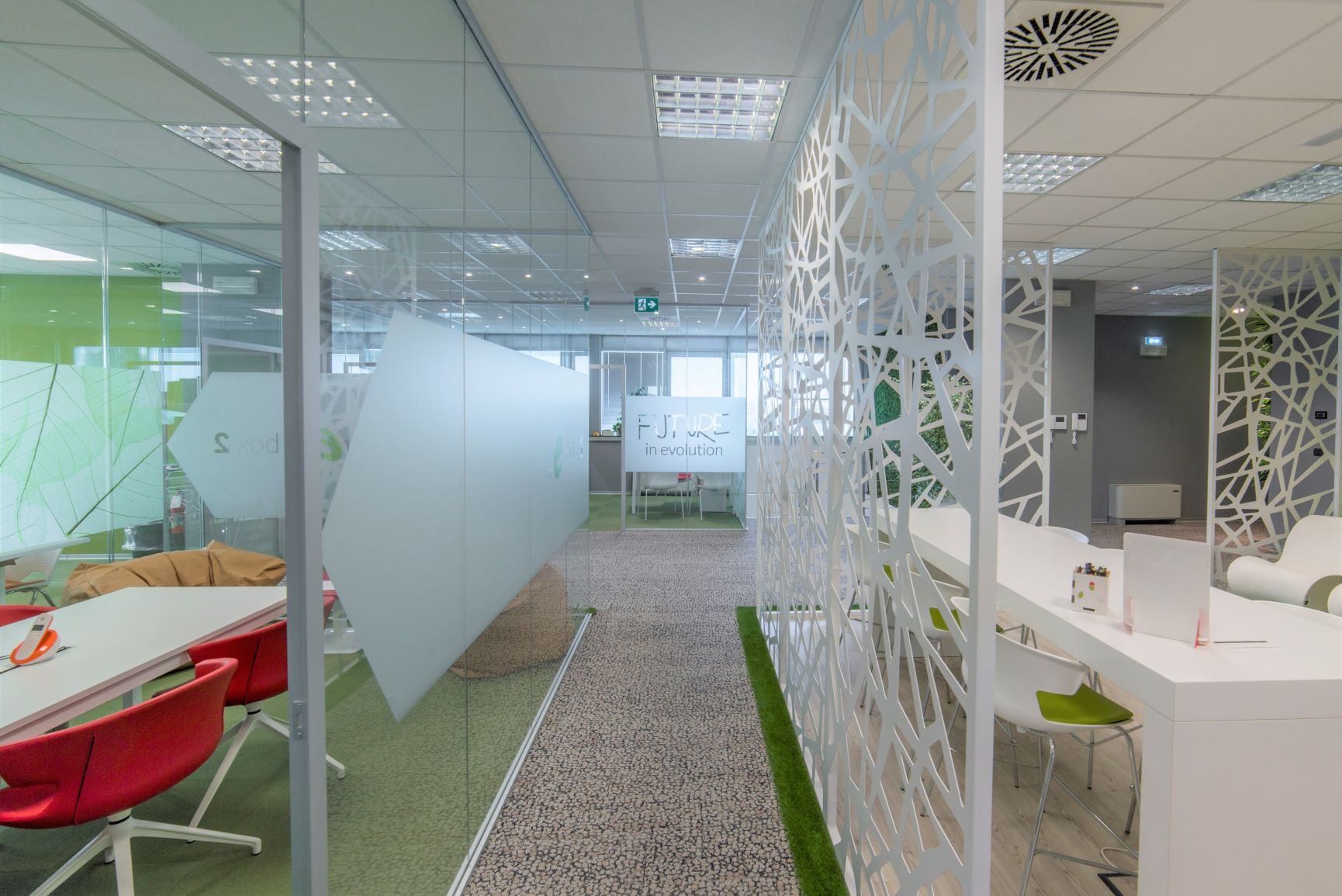 Noleggio ufficio 6 - City coworkingarden