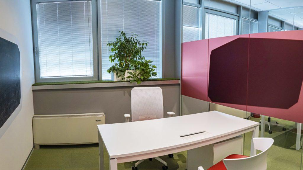 Noleggio ufficio - City panoramica 1 by eis